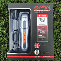 Машинка для стрижки волос Gemei GM-581, фото 1