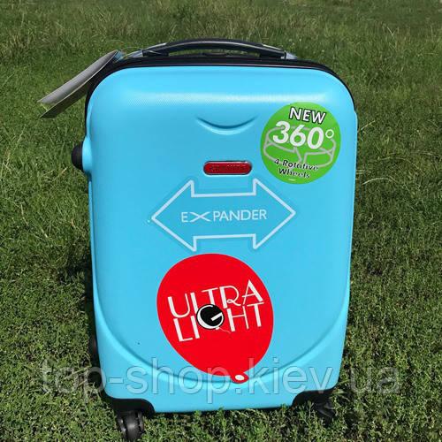 Дорожный чемодан 360 гадусов GRAVITT маленький