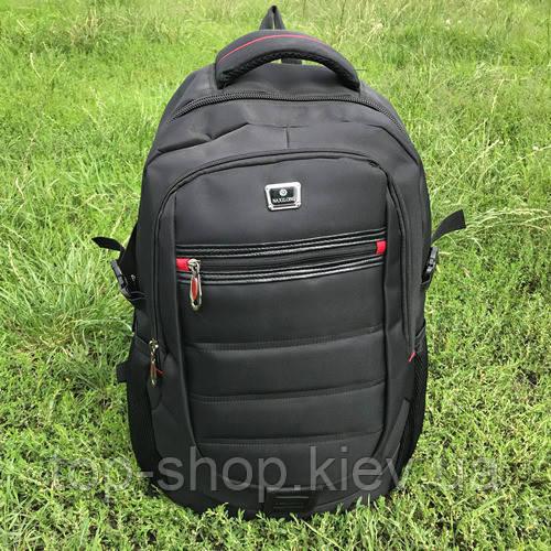 Стильный городской рюкзак Naxilong черный