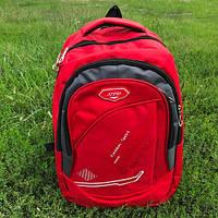 Рюкзак для подростка красный, фото 1