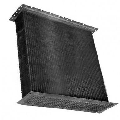Сердцевина радиатора Т 150, НИВА, ЕНИСЕЙ 5-ти рядн. (медь) (пр-во Турция), 150У.13.020-1