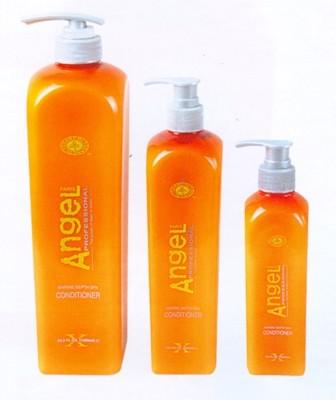 Безсульфатный Шампунь для сухих и нормальных волос Angel Professional, 1000 мл