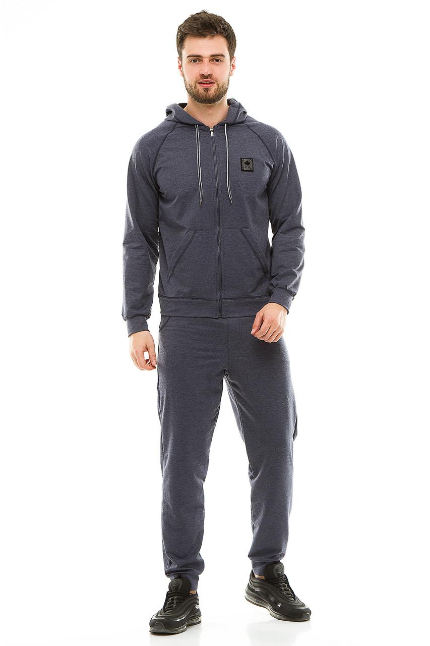 Мужской спортивный костюм 703 джинс