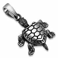 Кулон морская черепаха 316 Steel, фото 1