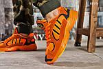 Мужские кроссовки Adidas Yung 1 (оранжевые), фото 4
