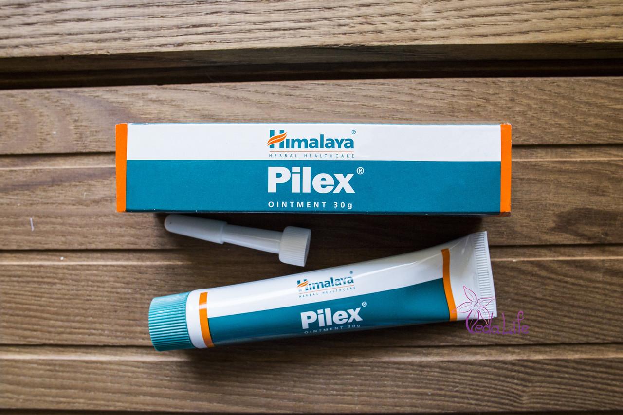 Пилекс, Пайлекс, Pilex, мазь 30 грамм - варикозное расширение вен, тромбофлебит, геморрой, проктит