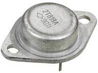 2Т818А транзистор кремнієвий PNP (20А 100В) 100W (ТО3)
