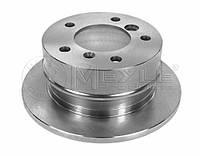 Meyle 015 523 2035 Диск тормозной задний MB Sprinter, Volkswagen LT