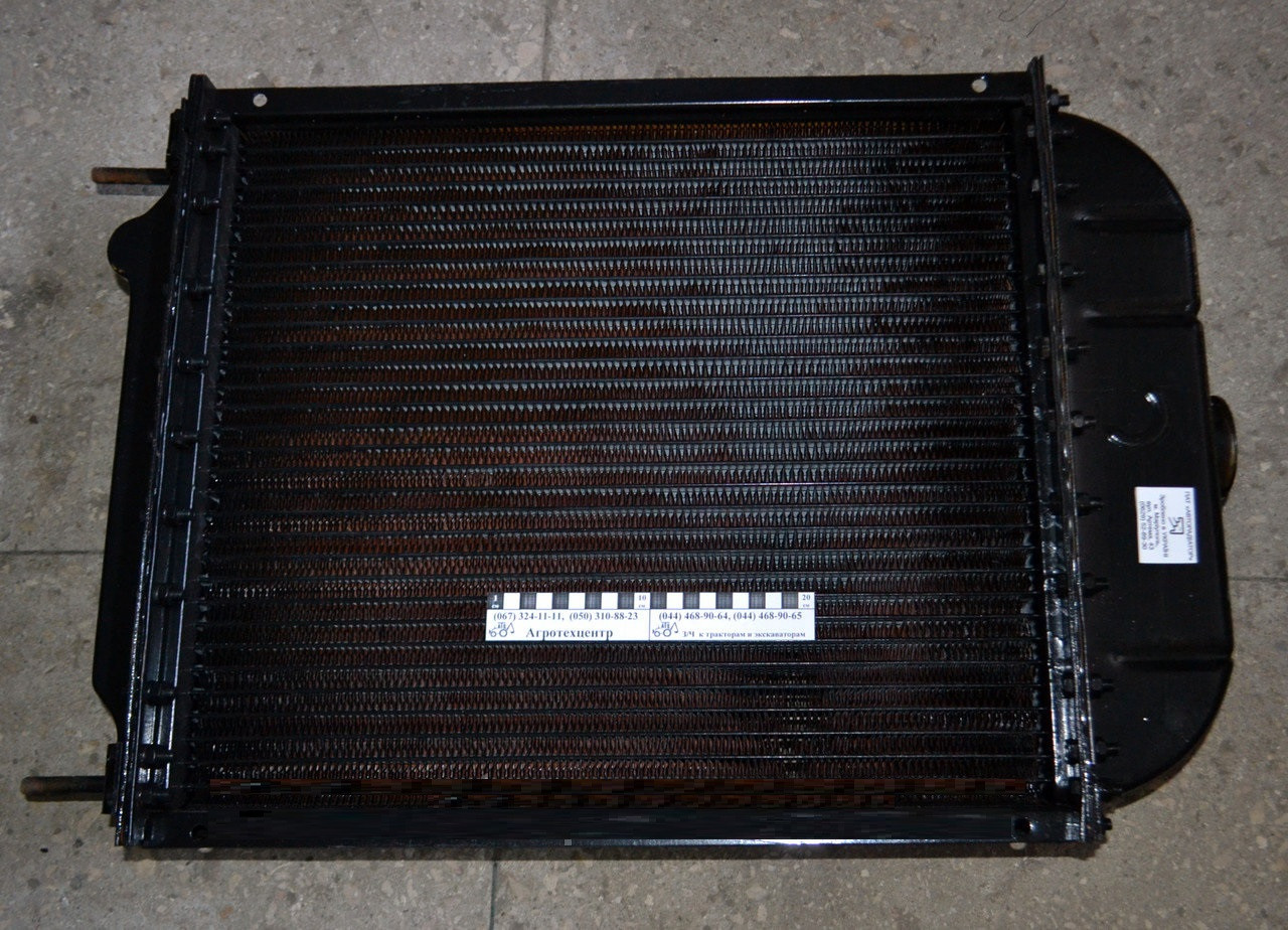 Радиатор вод. охлажд. ЮМЗ с дв.Д65 (4-х рядн.) (пр-во г.Мариуполь), 45-1301015-В