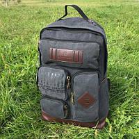 Рюкзак городской мужской тканевый , фото 1