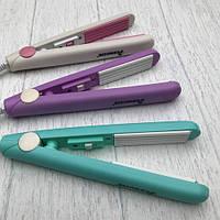 Мини Гофре ProMozer MZ-7052 / Утюжок для волос