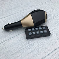 ФМ FM трансмиттер модулятор авто MP3 Bluetooth HZ H20 BT, фото 1