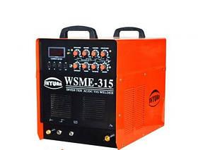 Аргонодуговой сварочный инвертор Shuyan WSME-315 AC/DC