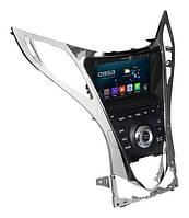 """Штатная магнитола для Hyundai Grandeur 2011-2016 INCAR AHR-2465 на Android 4.4.4 экран 8"""""""