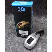 Автомобильный FM-модулятор (трансмиттер) X8