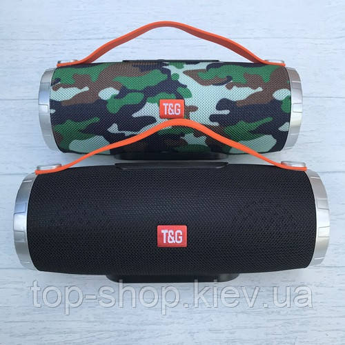 """Портативная беспроводная колонка JBL Portable TG109 USB, SD, FM, Bluetooth """"Реплика"""""""