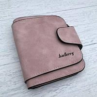 Женский кошелек Baellerry Forever mini розовый, фото 1