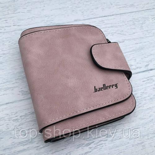 Женский кошелек Baellerry Forever mini розовый
