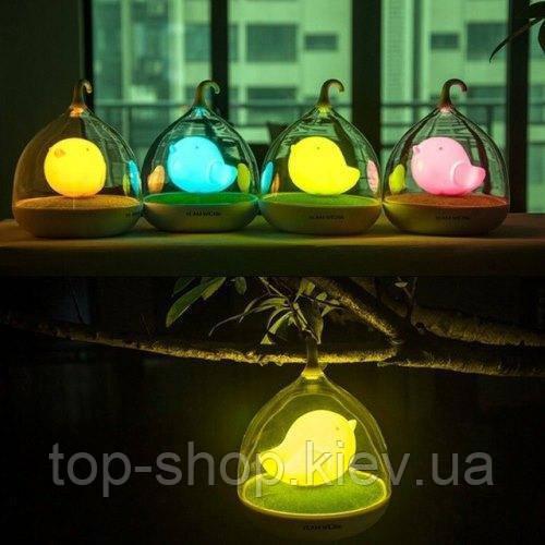 Ночник детский birdcage lamp LED Night Lamp Mini