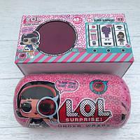 Кукла L.O.L. S4 секретные месседжи в капсуле (аналог). ЛОЛ в дисплее, фото 1
