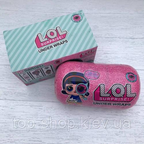 Игровой набор с куклой L.O.L. S4 - Секретные месседжи в дисплее (Лол капсула)