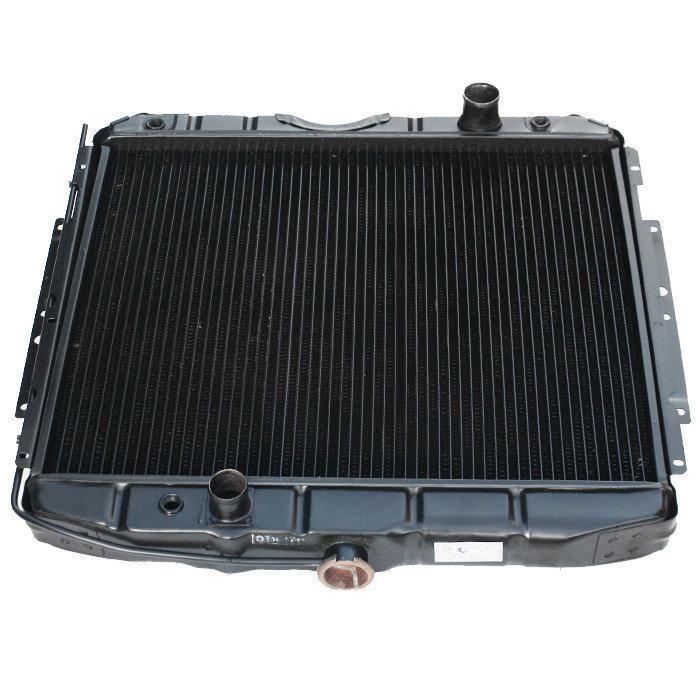 Радиатор вод. охлажд. ГАЗ 53 (3-х рядн.) (пр-во ШААЗ), Р53-1301010
