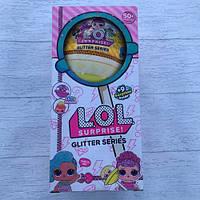 Кукла Лол Чупа чупс Lol Surprise! Glitter series, фото 1