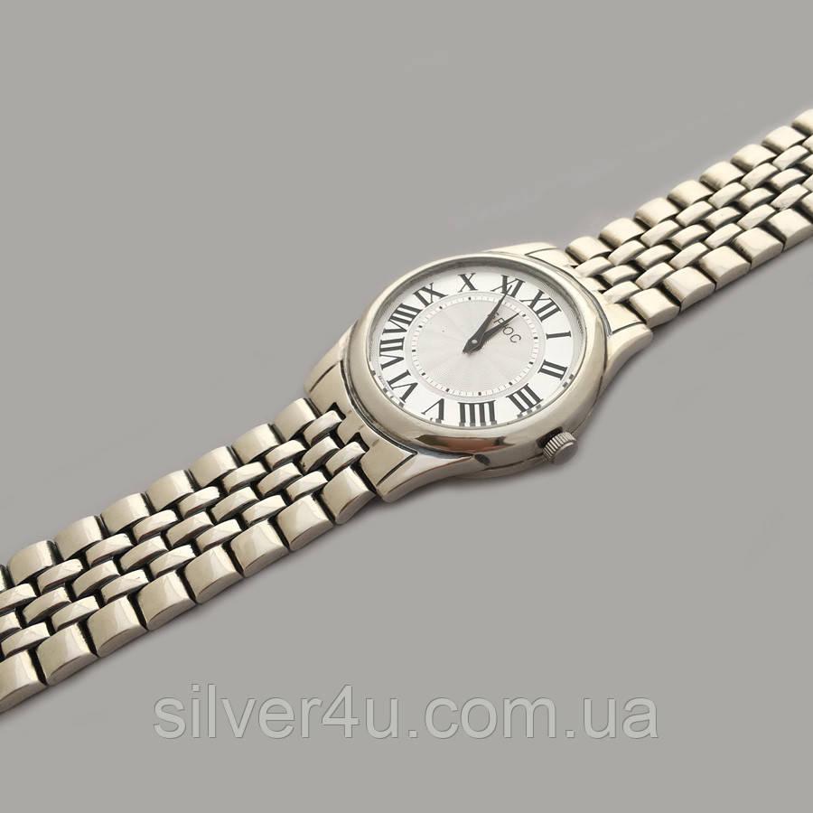 6f6d40d7 Серебряные часы мужские БР-00016, цена 5 662,80 грн., купить в Харькове —  Prom.ua (ID#707511853)