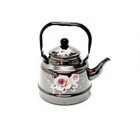 Чайник A-PLUS Эмалированный 1343 А-Плюс 2,5 Л