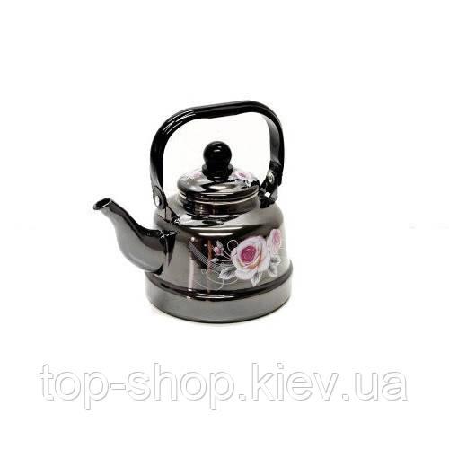Чайник Эмалированный 1341 A-PLUS 1,1 Л
