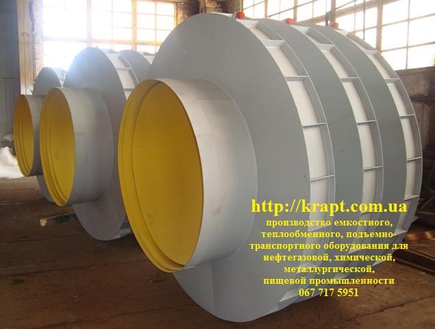 Компенсатор - КРАПТ  компания производитель- емкостное, резервуарное, теплообменное оборудование  в Житомирской области