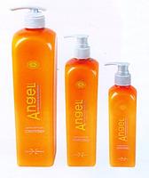 Безсульфатный Шампунь для жирных волос Angel Professional,  1000 мл