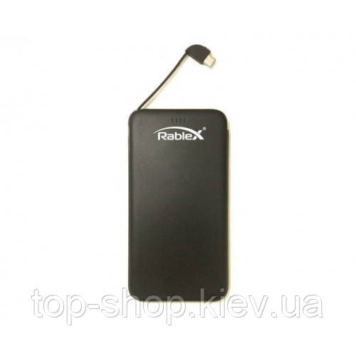 Портативное зарядное устройство Power Bank Rablex 5000 mAh