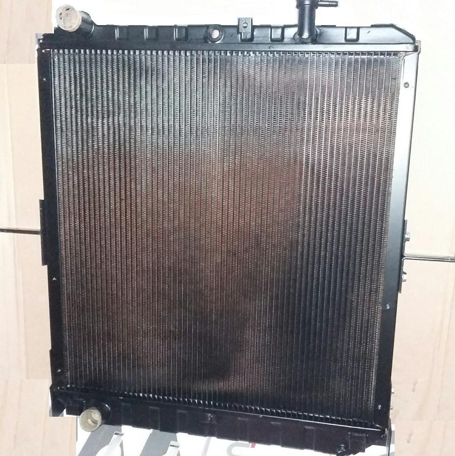 Радиатор охлаждения Богдан, Isuzu Е-2 2 ряд. медн. (TEMPEST) (без упаковки), TP8973710110
