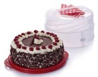 Кондитер Трансформер для хранения тортов,пирожных,кексов.Tupperware,США