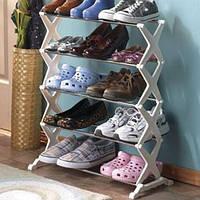 Органайзер стойка для обуви 5 полок (amazing shoe rack)