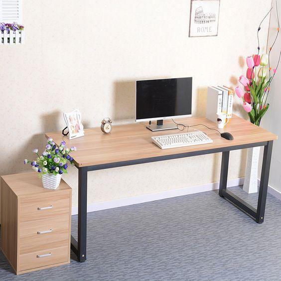 """Письмовий стіл """"Каюмб"""" для підлітка з дерева в стилі loft"""