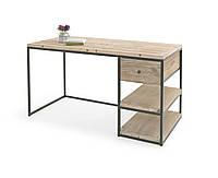 """Письмовий стіл """"Просто"""" для підлітка з дерева в стилі loft, фото 1"""