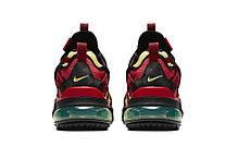 """Кроссовки Nike Air Max 270 Bowfin """"Красные\Черные"""", фото 3"""