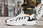 Мужские кроссовки Adidas Yung 1 (белые), фото 2