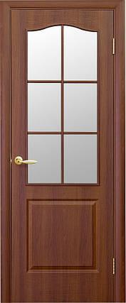 Модель Фортис ПВХ стекло сатин межкомнатные двери, Николаев, фото 2