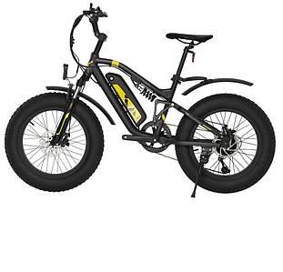 Электровелосипед ОIO FAT BIKE (All Road Bike) 20 дюймов+Квадрокоптер в подарок!