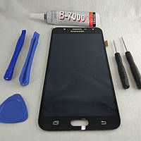 Lcd модуль, дисплей, экран, тачскрин Samsung Galaxy J7neo J701
