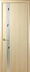 Модель Злата De Luxe без стекла межкомнатные двери, Николаев