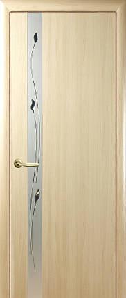 Модель Злата De Luxe без скла міжкімнатні двері, Миколаїв, фото 2