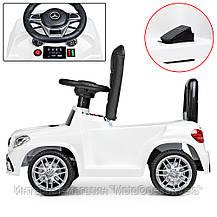 Детский электромобиль M 4065EBLR-1 белый, фото 2
