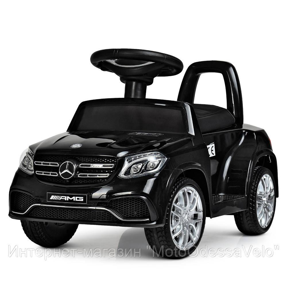 Детский электромобиль M 4065EBLR-2 черный