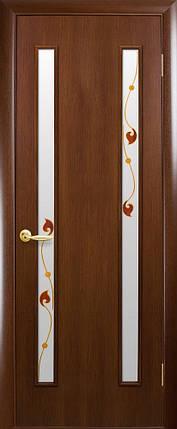 Модель Вера ДВП стекло Р3 межкомнатные двери, Николаев, фото 2