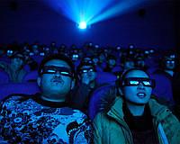 Комплект МОБИЛЬНОГО 3D кинотеатра на 100-150 мест (пассивное 3D), фото 1