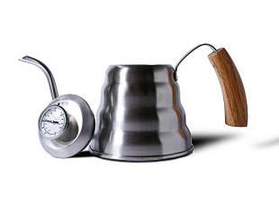 Заварочные чайники с термометрами